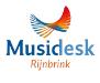 Gekleurd logo Musidesk Rijnbrink