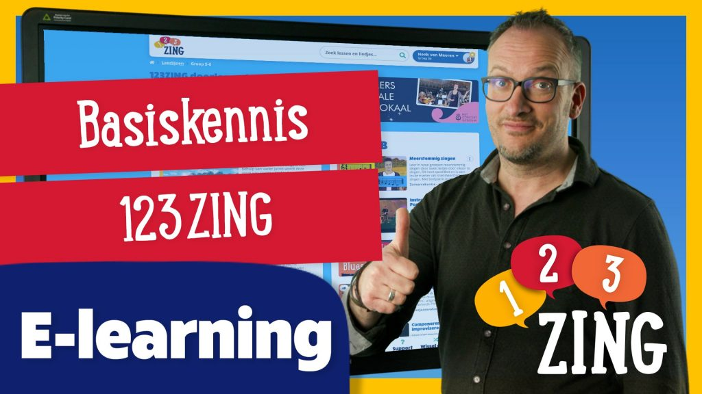 Thumbnail van e-learning basiskennis 123zing