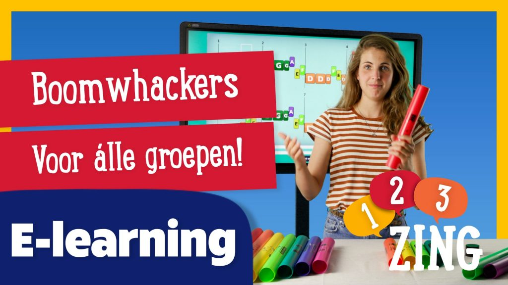 Thumbnail e-learning boomwhackers 123zing